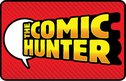The Comic Hunter-Fredericton Logo