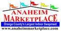 The Anaheim Marketplace - Anaheim Logo