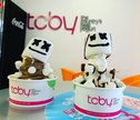 Mrs.Fields & TCBY Logo