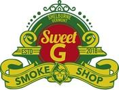 Sweet G Smoke Shop Logo