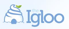 The Igloo - Fishtown Logo