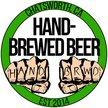 Hand Brewed Beer Logo