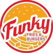 Funky Fries and Burgers Logo