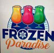 Frozen Paradise - Houston Logo