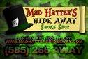 Mad Hatter's Smoke Shop Logo
