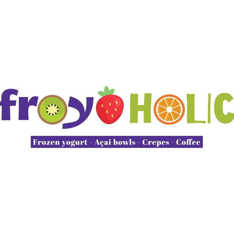Froyoholic café LLC - Phoenix Logo