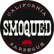 Smoqued BBQ - Orange Logo