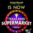 Texas King Supermarket Logo