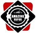 Amazing Vapor Logo