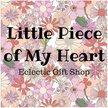 Little piece of my heart Logo