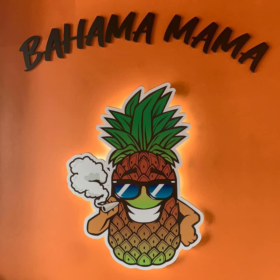 Bahama Mama-Katy Logo