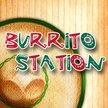 Burrito Station - Schererville Logo