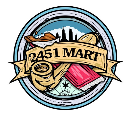 2451 Mart Logo
