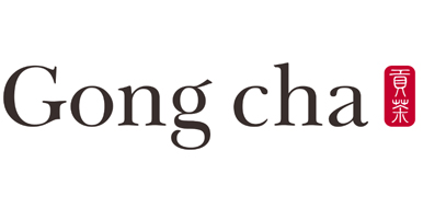 Gong Cha - Cypress Logo
