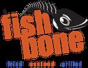 Fishbone Seafood - Western Ave Logo