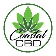 Coastal CBD Relief - Pearland Logo