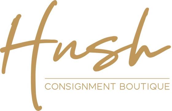 HUSH CONSIGNMENT Logo
