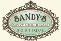 Sandy's Resale Boutique - Gainesville Logo