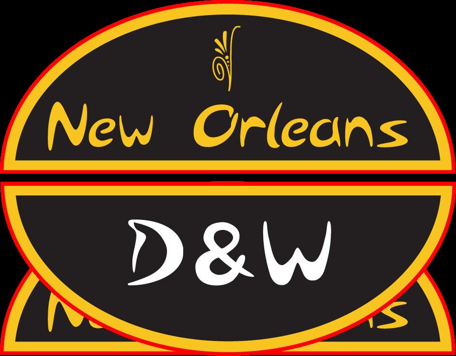 New Orleans D and W Daiquiris2 Logo