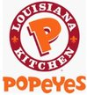 Popeyes - Chicago Ave. Logo