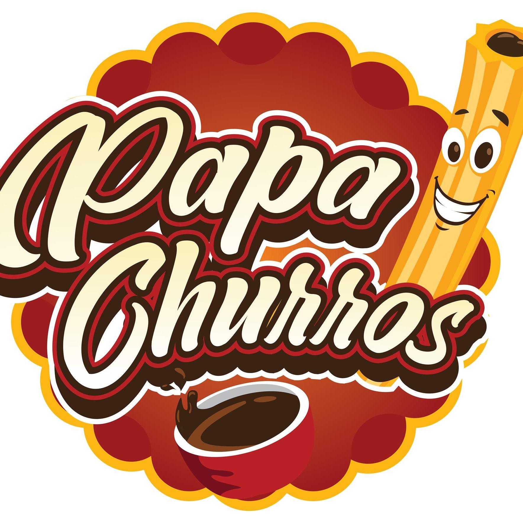 Papa Churros Inc - Aurora Logo