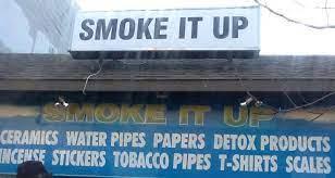 Smoke It Up Tobacco Logo