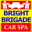 Bright Brigade Car Spa Logo