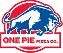One Pie Pizza Co. Logo