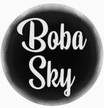 Boba Sky LLC - San Diego Logo