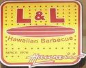 L&L Hawaiian BBQ - Stockton Logo