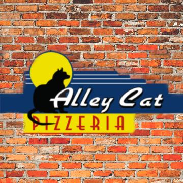Alley Cat Pizzeria -Chesnut St Logo