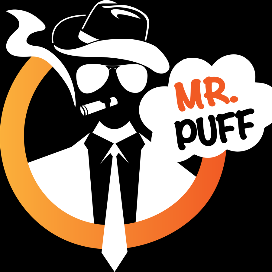 Mr. Puff Smoke Shop - Katy Logo