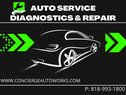Concierge Autoworks  Logo