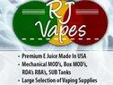 RJ Vapes Logo