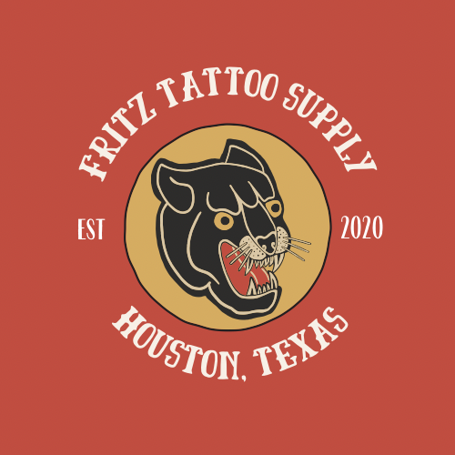 Fritz Tattoo Supply Logo