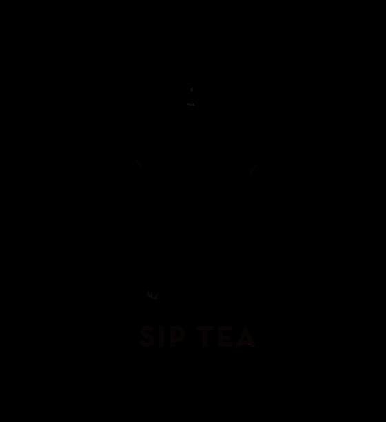 Sip Tea - Bank - Ottawa Logo