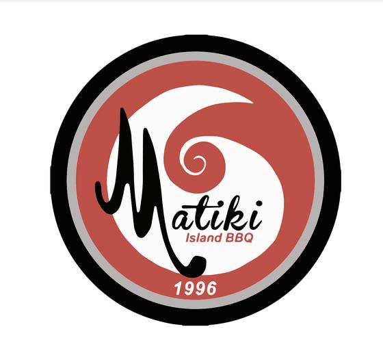 Matiki Island BBQ Logo