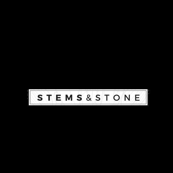 Stems & Stone - Polaris Logo
