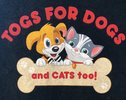 Togs for Dogs & Cats too! Logo