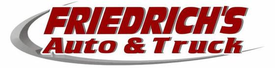 Friedrichs Auto & Truck Logo