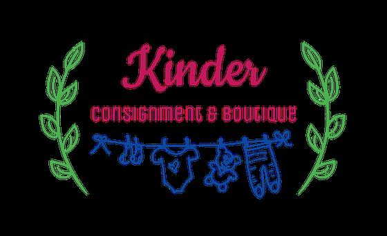 Kinder Consignment & Boutique Logo