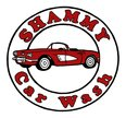 Shammy Car Wash Logo
