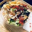 Ten Asian Food Hall Logo