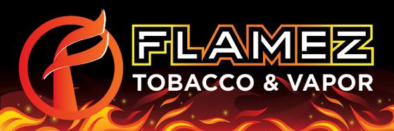 Flamez Tobacco  - Sioux City Logo