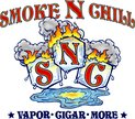 Smoke-N-Chill #4 Logo