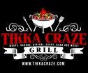 Tikka Craze - Edmond Logo