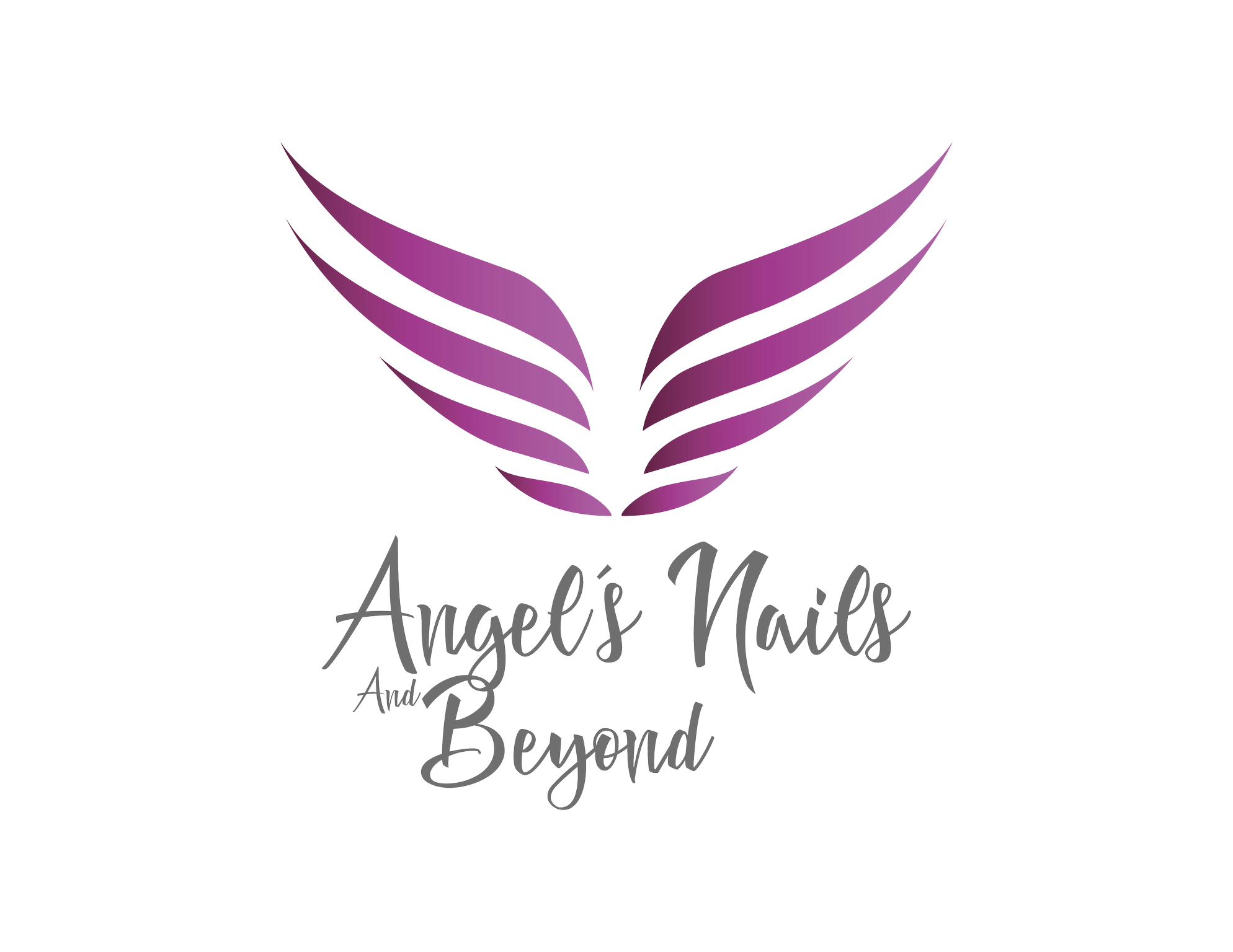 Angels Nails & Beyond-SW 128th Logo