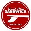 Surf City Sandwich Logo