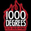 1000 Degrees Pizza Toledo  Logo