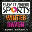 Play It Again- Winter Haven Logo